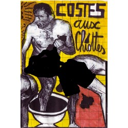 Costes - Aux chiottes