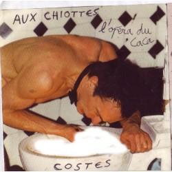 Aux chiottes - CDr 1998