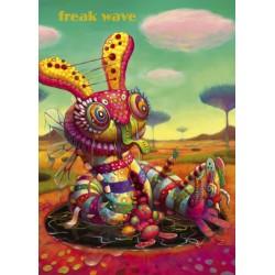 Freak wave 2 (revue d'art et de poésie)