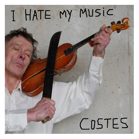 I hate my music - CDr 2018