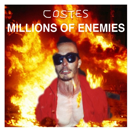 Costes - Millions of enemies - CDr 2018