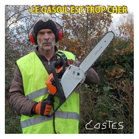 Contes - Le gasoil est trop cher - CDr 2018