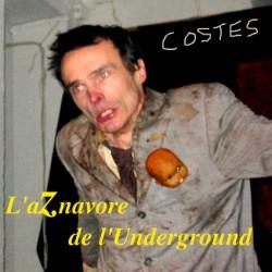 L'Aznavore de l'underground - CDr 2019