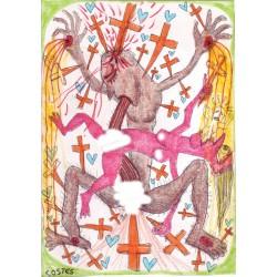 Costes - 27 croix d'amour