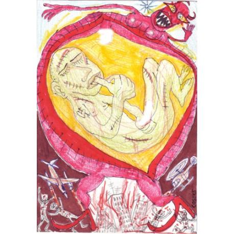Costes - Dans le ventre de Maman
