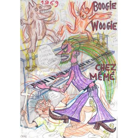 Costes - Boogie-woogie chez Mémé