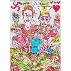 Costes - Une famille heureuse en 1942