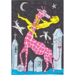 Costes - Aimer une girafe