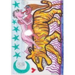 Costes - S'aimer sur un tigre
