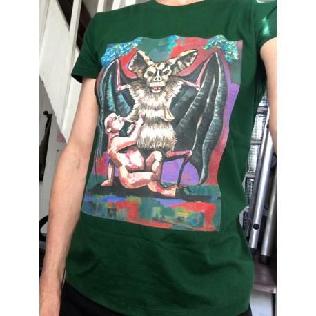 "T shirt ""Bébé Covid"""